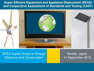 APEC Expert Group on Energy Efficiency and Conservation