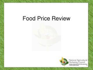 Food Price Review