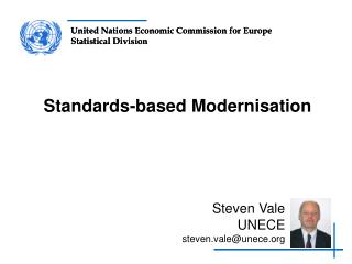 Standards-based Modernisation
