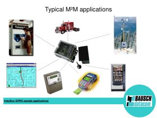 Typical M²M applications