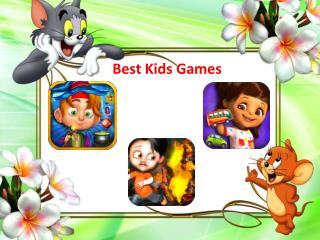 Top Free Best Kids Games for Android
