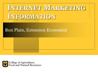 Internet Marketing Information