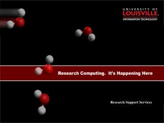 Research Support Services