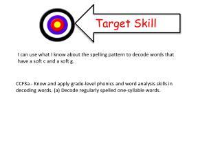 Target Skill