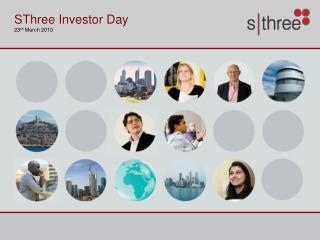SThree Investor Day   23 rd  March 2010