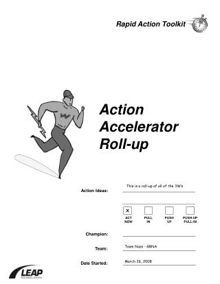 Action  Accelerator Roll-up