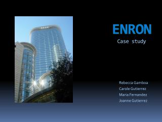 teleologicalism and deontologicalism in enron case Case study: enron: failing to stop deontologicalism, teleologicalism, utilitarianism case questions for discussion 663 (1) case sources.