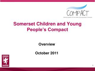 Somerset Children and Young People's Compact