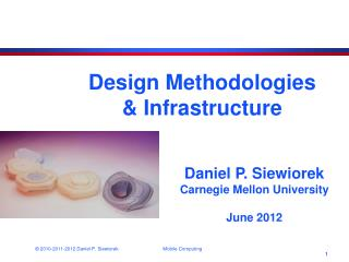 Design Methodologies & Infrastructure