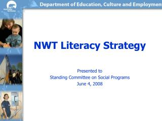 NWT Literacy Strategy