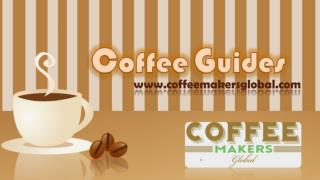 Coffee Guides