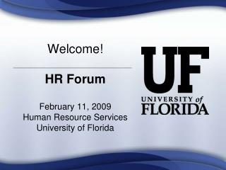 Welcome! HR Forum