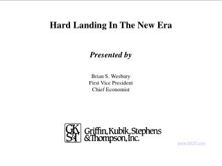 Hard Landing In The New Era