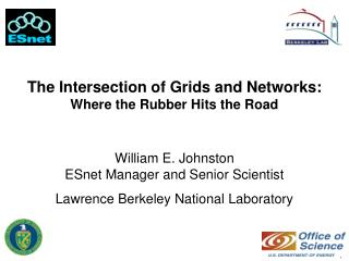 The Intersection of Grids and Networks: Where the Rubber Hits the Road