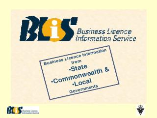 What is the Business Licence Information Service BLIS