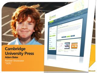 Cambridge University Press Adam Bates