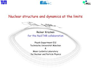 Nuclear structure and dynamics at the limits