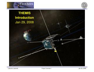 THEMIS Introduction Jan 29, 2008