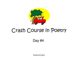 Crash Course in Poetry