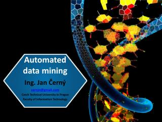 Automated data mining