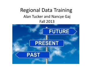Regional Data Training