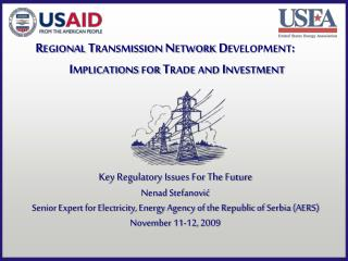 Regional Transmission Network Development: 	              Implications for Trade and Investment
