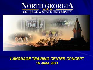 N ORTH GEORGI A COLLEGE & STATE UNIVERSITY