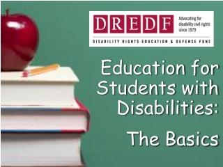 Education for Students with Disabilities:  The Basics