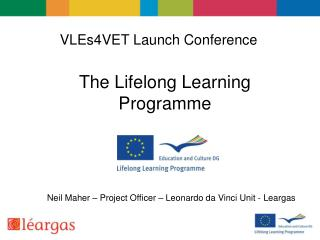 The Lifelong Learning Programme