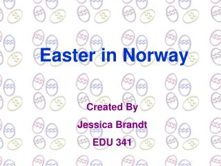 Easter in Norway