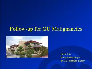 Follow-up for GU Malignancies