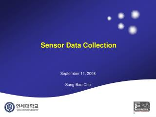 Sensor Data Collection