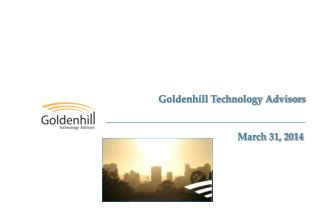 Goldenhill Technology Advisors