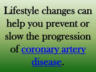 Natural Remedies for Coronary Artery Disease