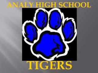 ANALY HIGH SCHOOL