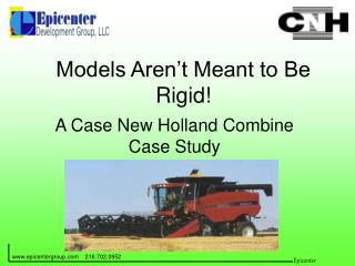 Models Aren't Meant to Be Rigid!