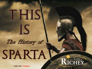 This  is The History of Sparta