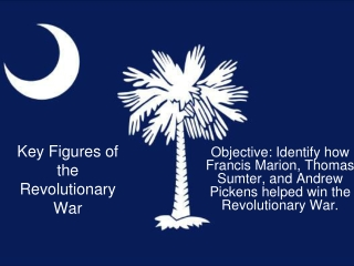 Key Figures of the Revolutionary War