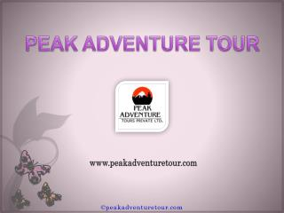 Peak Adventure Tour