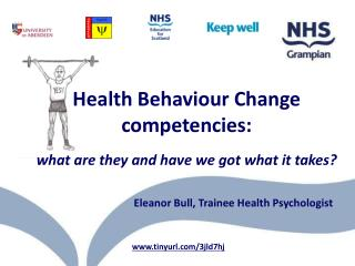 Health Behaviour Change competencies: what are they and have we got what it takes?