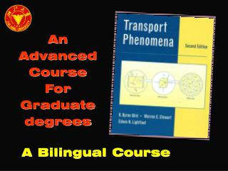 An  Advanced  Course  For Graduate degrees