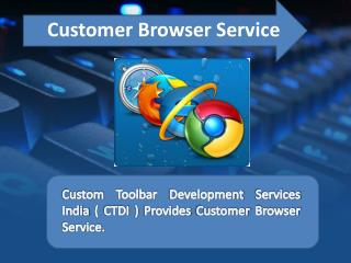 Customer Browser Service