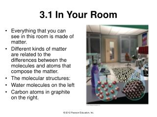3.1In Your Room