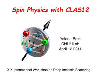 Spin Physics with CLAS12