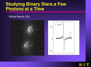 Studying Binary Stars a Few Photons at a Time