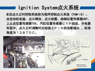 Ignition System 点火系统