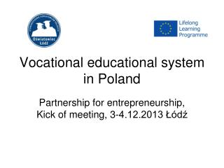 Vocational educational system in Poland