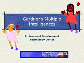 Gardner s Multiple  Intelligences