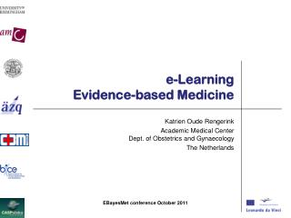 e-Learning Evidence-based Medicine