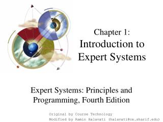 Chapter 1: Introduction to Expert Systems